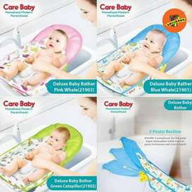 CARE BABY DELUXE BABY BATHER - Bather Bayi