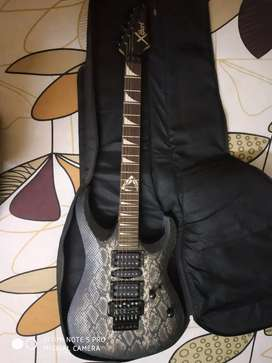 Cort x6 VPR designer electric guitar