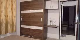 2 bhk flat main road touch with modern amenities.