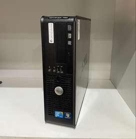 Dell Core 2 Duo - 4 Gb Ram - 250 Gb Hard Disk