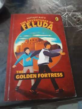 The adventures of feluda:The golden fortress