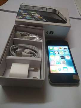 Refurbished I phone 4s 16gb simply elegant