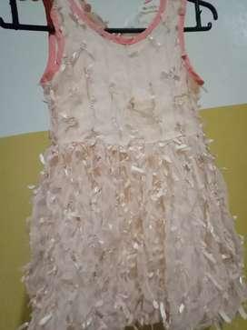 Gaun cantik anak usia 1-2th