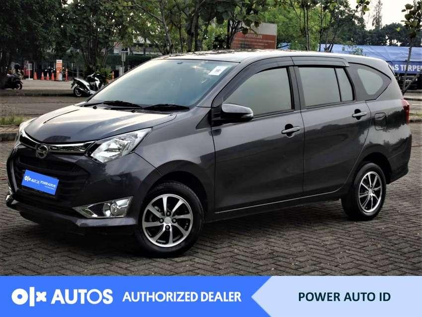 [OLXAutos] Daihatsu Sigra 2018 R 1.2 Bensin AT Abu-abu #Power Auto ID
