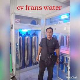 CV Frans water tangki pemasangan ushagalon