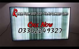 The Multi Brands-TCL LED LCD TVs Repairing & Services.