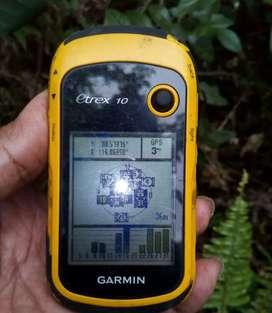 GPS Garmin Etrex 10 Nego