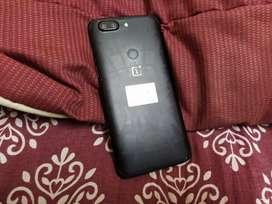 Oneplus 5t powerfull gaming phone-black colour