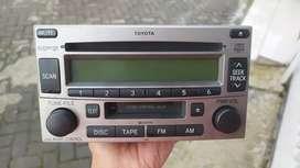 Head unit / tape Avanza S