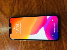 APPLE IPHONE X - WHITE COLOR 10/10 64GB