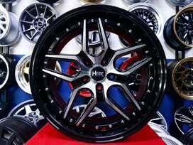 Velg Mobil Mazda 3 Ring 18 Model Terbaru HSR AROSBAYA BMF
