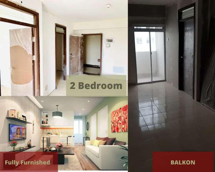 Unit Apartemen Ciater 2 kamar 30m2 0