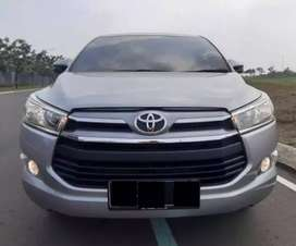 Toyota Innova G 2.0 A/T Silver 2018