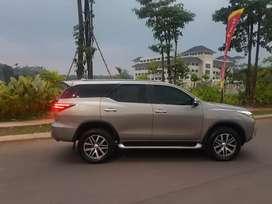 Jual Cepat Toyota Fortuner VRZ 2016 Avant Garde Bronze