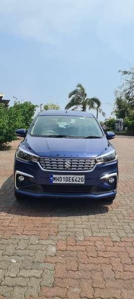 Maruti Suzuki Ertiga SHVS ZDI, 2019, Diesel