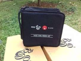 Brodo 'Kans Shoe Travel Kit