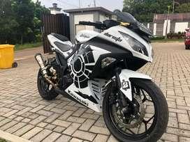 Dijual ninja 250cc