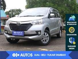 [OLX Autos] Toyota Avanza 1.3 G M/T 2017 Silver