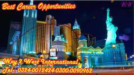 5 Years USA Multiply Visit Visa 100% Legal & Authentic