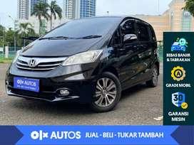 [OLXAutos] Honda Freed 1.5 S A/T 2014 Hitam