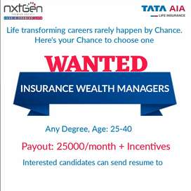 Iwm insurance wealth manager
