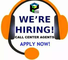 Call Center Agents Required (Day/Night shifts)