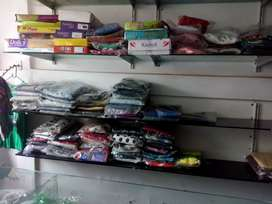 Cloth shop for sell at nalbari town with all cloth good location