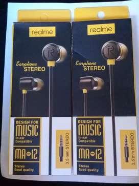 Headset Realme MA12