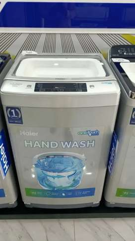 Washing machin of haier brand
