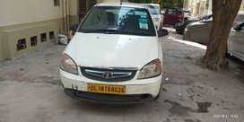 Tata Indigo ECS self driven car