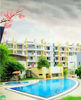 In Srishti Plazzo 4 Bhk flat for rent  with modular kitchen & wardrobe