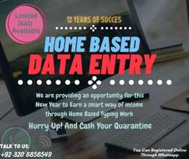Earn From Home Based