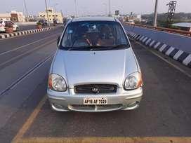 Hyundai Santro Xing Zip Plus, 2002, Petrol