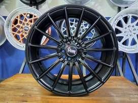 Velg Mobil Honda Hrv Brv R18 HSR TSUKUBA Ring 18 Free Ongkir