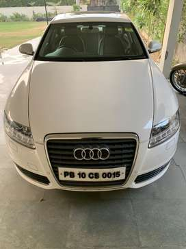 Audi A6 2009 Diesel Well Maintained, bose sound system