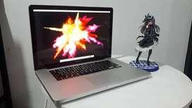 Macbook Pro 15 Inch MID 2012 MD103 Core I7 2.3GHz RAM 8GB Dual Storage
