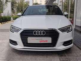 Audi A3 35 TDI Premium Plus + Sunroof, 2018, Diesel