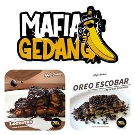 Mafia gedang depok jl. Kalilicin no 88 tersedia di grab food & go food