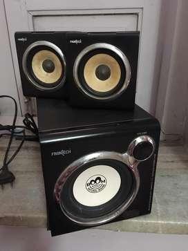 Frontech Multimedia Speaker System