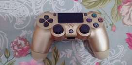 second hand,used PS4 gold Wireless Controller