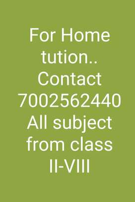 Female experienced teacher for all subject from class 2_8