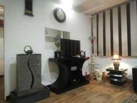 500 sqft Fully furnished