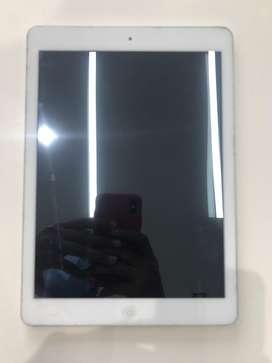 Ipad air 32gb silver wifi
