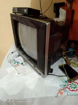 Old model small tv for sell