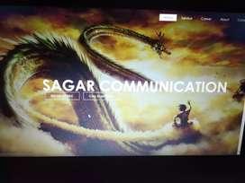 Repair mobile phones Sagar communication.