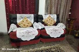 Sofa set five seater