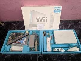 Nintendo Wii Putih Fullset Reg USA 01
