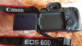 Canon 60 D body only @ 35000