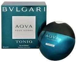 bvlgari aqva pour homme tonic edt for men 3.4oz/100ml