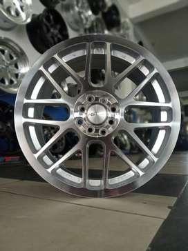 Jual Velg Rai-S1 R17 Utk Mobil Avanza, Yaris, Swift, Corolla